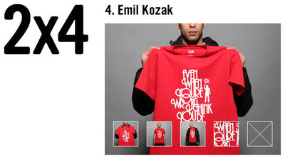 2x4 - Limted Edition Tshirts